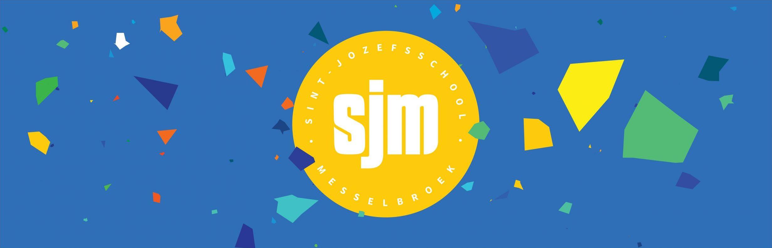 Sint-Jozefsschool Messelbroek logo